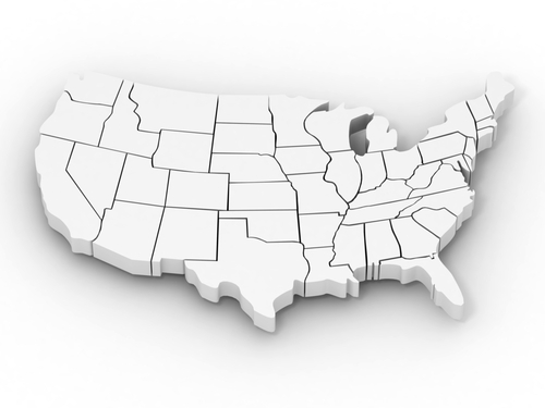 Grey-US-Map – My Quantum Discovery